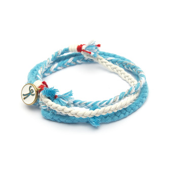 UNICEF 3MIX BRACELET(WHITE)